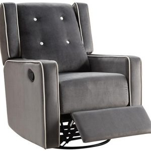 Naomi Home Odelia Swivel Rocker Recliner