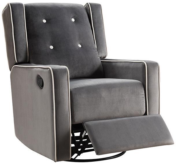 Phenomenal Naomi Home Odelia Swivel Rocker Recliner Unemploymentrelief Wooden Chair Designs For Living Room Unemploymentrelieforg