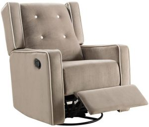 swivel glider rocker
