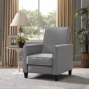 Naomi Home Landon Push Back Recliner Chair
