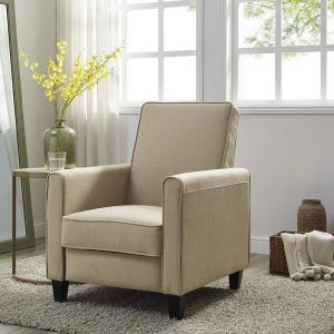 Naomi Home Landon Push Back Recliner Chair