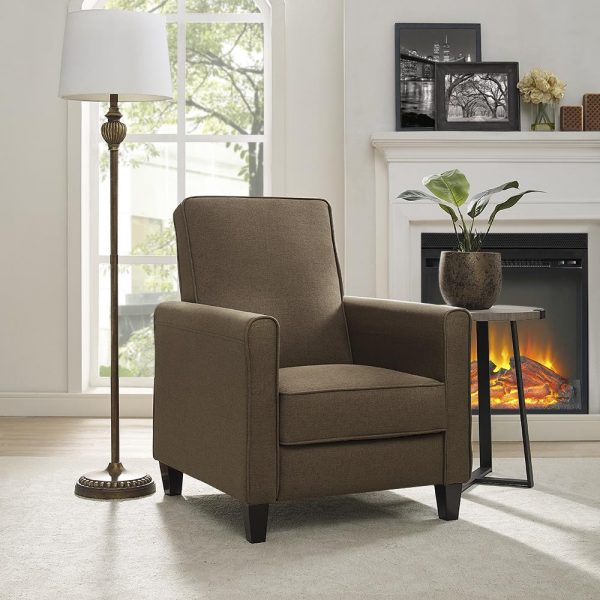 Must-have furniture to make your home a fall haven; https://naomihome.com/product/naomi-home-landon-push-back-recliner-chair/