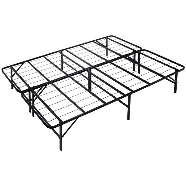 heavy duty steel bed frame
