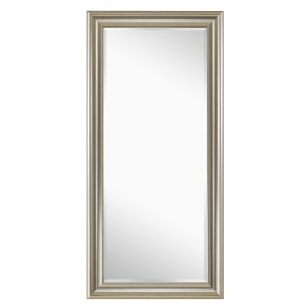 framed floor length mirror
