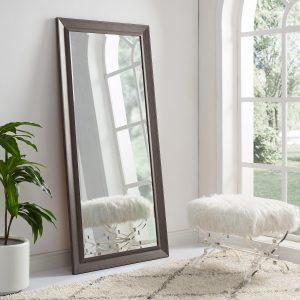 Naomi Home Framed Bevel Mirror