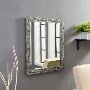 Naomi Home Classic Embossed Mirror