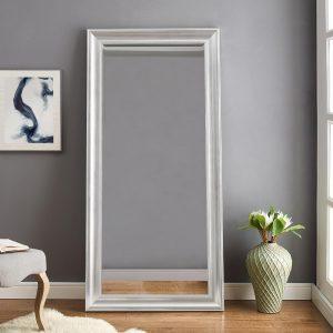 Naomi Home Beaded Framed Mirror