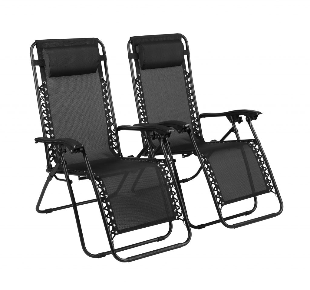 Naomi Home Zero Gravity Chairs Set Of 2 Naomi Home