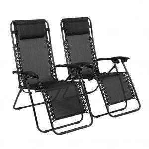 Naomi Home Zero Gravity Chairs – Set of 2