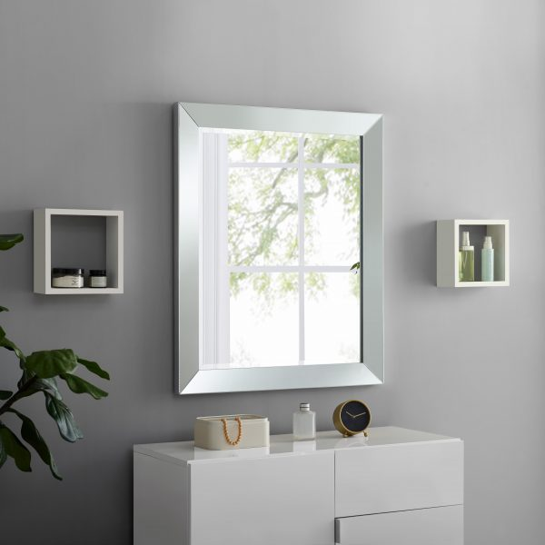 full length beveled mirror