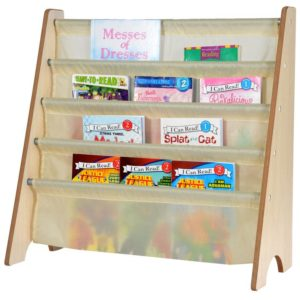 Naomi Home Kids Toy Sling Bookrack