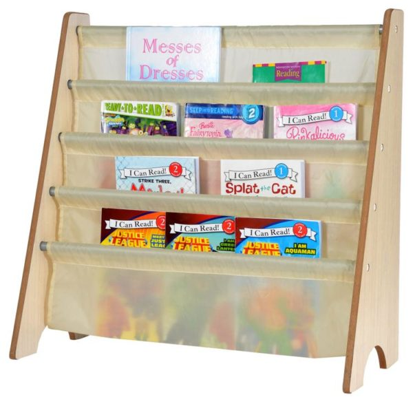 children's sling bookcase