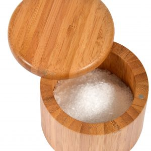 Naomi Home Salt Box
