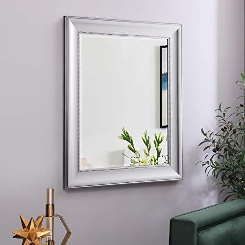 Naomi Home Beaded Framed Mirror Naomi Home
