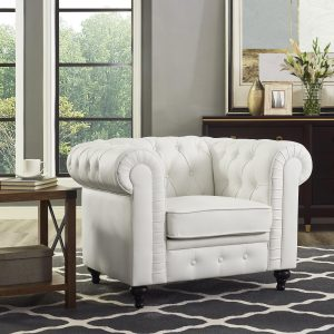 Naomi Home Emery Chesterfield Accent Chair