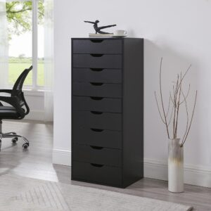 Naomi Home Bianca Office Cabinet