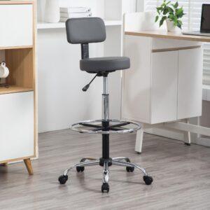 Naomi Home Venus Adjustable Drafting Chair