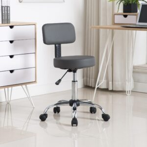 Naomi Home Mara Adjustable Drafting Stool