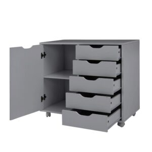 Naomi Home Amy Office Cabinet