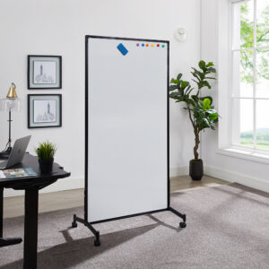 Naomi Home Dawnie Deluxe Teacher's Whiteboard Easel