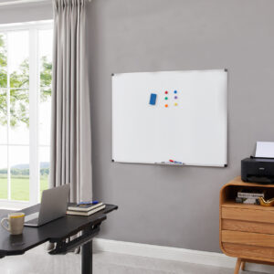 Naomi Home Harper Wall-Mounted Whiteboard