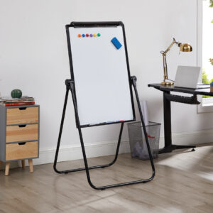 Naomi Home Rhoda Mobile Whiteboard Easel Room Divider