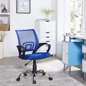 Naomi Home Ivana Swivel Mesh Office Chair