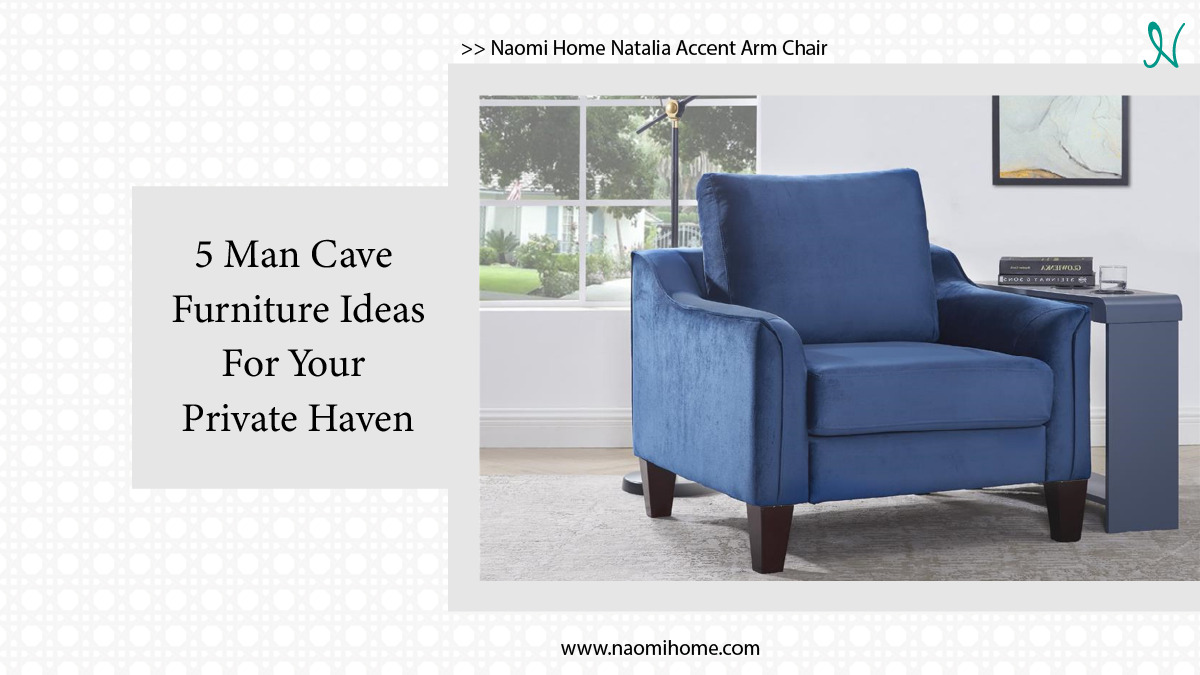 5 Man Cave Furniture Ideas For Your Private Haven